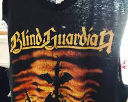 Blind Guardian Shirts Vintage Band Tees Customized Camo Jackets U0026 Much By Resouledgypsy