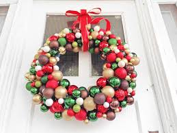 grosgrain diy 30 pool noodle ornament wreath