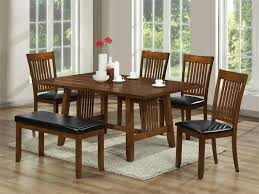 Mission Style Dining Room Set - Mission dining room table