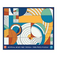Frank Lloyd Wright Area Rugs Frank Lloyd Wright Foundation Hoffman House Rug Design 1000 Piece