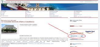 consolato generale d italia a casablanca il bollettino consolare pdf