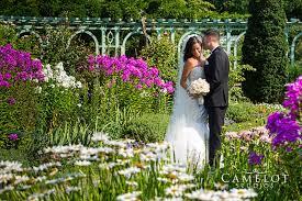 Westbury Botanical Gardens Sand Castle Wedding Danielle Michael