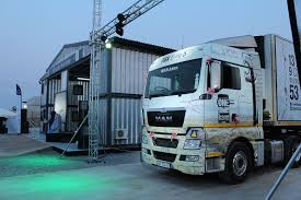 volkswagen truck concept man trucks africa u0027s first modular workshop zambia