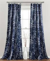 chevron blackout navy window curtain set of 2 walmart com