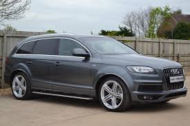 used audi q7 diesel for sale motors co uk