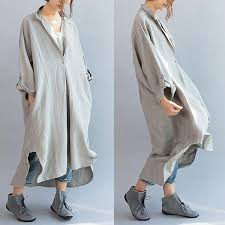 buykud casual loose fitting cotton linen clothing online