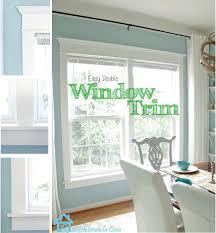 Interior Window Moulding Ideas Outdoor Window Trim Ideas Interior Window Trim Molding Ideas