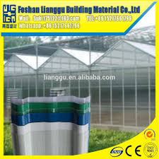 Clear Corrugated Plastic Roof Panel Greenhouse by Wholesale Corrugated Fiberglass Roofing Panels Online Buy Best