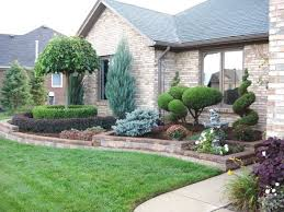 Easy Front Yard Landscaping - front yard landscaping plants resolve40 com