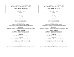 funeral ceremony program 26 images of service award program template exle eucotech