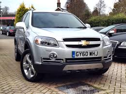 chevrolet captiva 2011 chevrolet captiva 2 0td ltz for sale at cmc cars near brighton