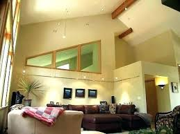 recessed lighting angled ceiling lighting for vaulted ceiling living room angled ceiling lights