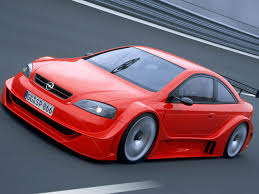 2001 Opel Astra X Treme Concept Supercars Net