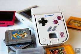 turn your smartphone into a game boy with hyperkin u0027s smartboy