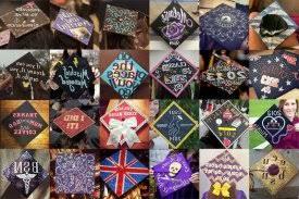 Decorating Caps For Graduation 7 Glittering Graduation Cap