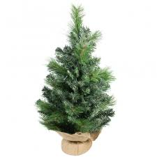 small christmas tree 24 mixed pine small christmas tree 2838020gr craftoutlet
