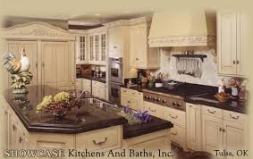 kitchen ideas tulsa showcase kitchens and baths inc kitchen and bath design home