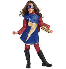 Marvel Halloween Costume Disney Store Adds Official Ms Marvel Costume Mary Sue