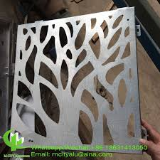 m m design design aluminum veneer sheet metal facade cladding panel 2 5mm