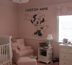 minnie mouse wall sticker custom wall stickers minnie room minnie mouse wall decals