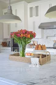 Decor For Kitchen Island Best 25 Kitchen Island Decor Ideas On Pinterest Kitchen Island