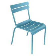 Turquoise Armchair Luxembourg Chair Metal Chair Outdoor Furniture