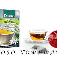 Teh Dilmah dilmah envelope green tea 100 sachet daftar update harga