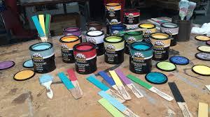 Black Furniture Paint by Paint U0026 Finish Info Black Dog Salvage