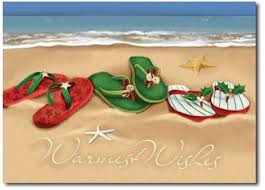 28 best beach themed christmas cards images on pinterest coastal