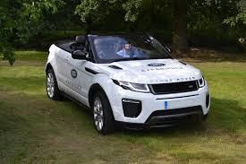 old range rover minute junior off road range rover evoque convertible driving