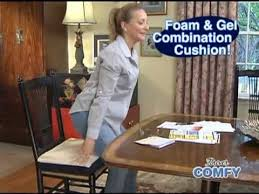 Sofa Cushion Support As Seen On Tv Forever Comfy Commercial As Seen On Tv Hawaii Youtube