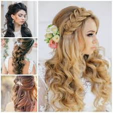 half updo hairstyles back to cute amp easy half updo