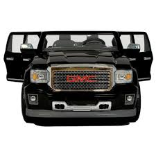 toddler motorized car gmc sierra denali ride on 12v battery powered kids car truck toy