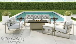 Designer Patio Furniture Gabberts Design Studio And Furniture Edina Mn