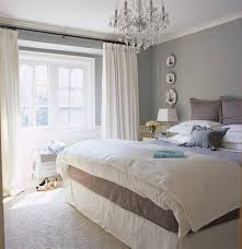 White Painted Bedroom Furniture Grey Bedroom Furniture With Simple And Cozy Modern Style Decor