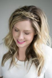 the double braided headband 2 ways to style it u2013 the small