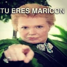Maricon Meme - tu eres maricon lmaoo you are gay haaaaahhaaaa 8 pinterest
