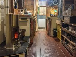 Tiny Homes In Michigan by Tiny House Heating Tips For Wintering And Staying Warm In Extreme