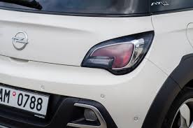 opel adam 2015 2015 opel adam rocks european review the truth about cars