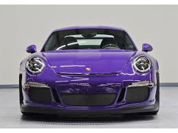 purple porsche 911 2016 porsche 911 gt3 rs for sale in nashville tn stock p187308c
