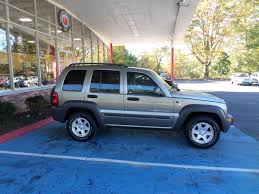 jeep liberty silver inside 2003 jeep liberty sport city ct apple auto wholesales