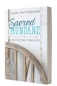 sacred mundane how to find freedom purpose and joy kari