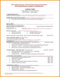 Study Abroad Resume Sample by Download Utsa Resume Template Haadyaooverbayresort Com