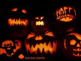 halloween themed mobile bar u0026 more ace bar events