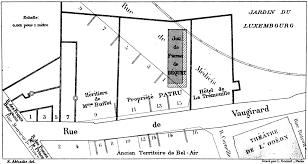 Bel Air Floor Plan by File Jeu De Paume De Béquet Bel Air Site Map Nuitter 1886