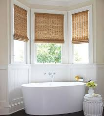 window treatment ideas for bathroom delightful bathroom window shades 22 black and white treatments