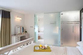 Glass Bedroom Doors Etched Glass Doors Bedroom Traditional With Etched Glass Dressing