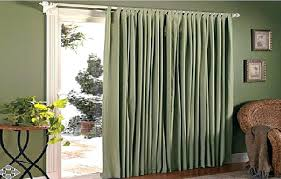 Curtain Patio Door Sliding Patio Door Blackout Curtains Curtain Gallery Images