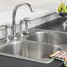 how to keep stainless steel sink shiny stainless steel kitchen sinks better homes gardens