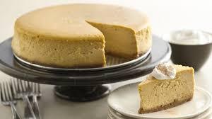 pumpkin cheesecake recipe bettycrocker